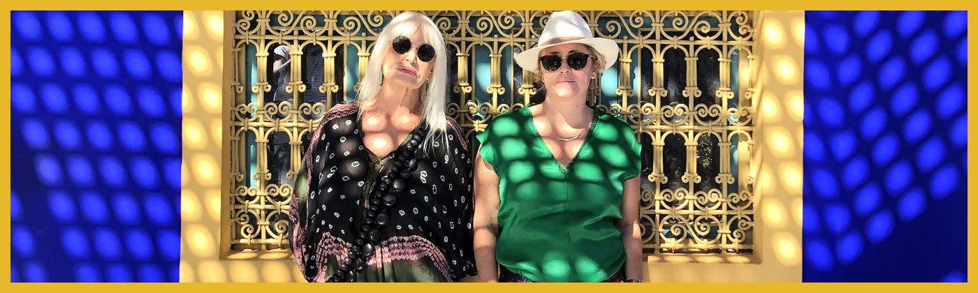 Marie-Hélène Legrand et Virginie Dumon vous souhaitent un bel été !