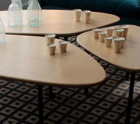 Amniance table basse Yomi