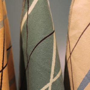 Tissu ARGYLE ambiance