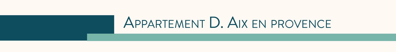 APPARTEMENT-D