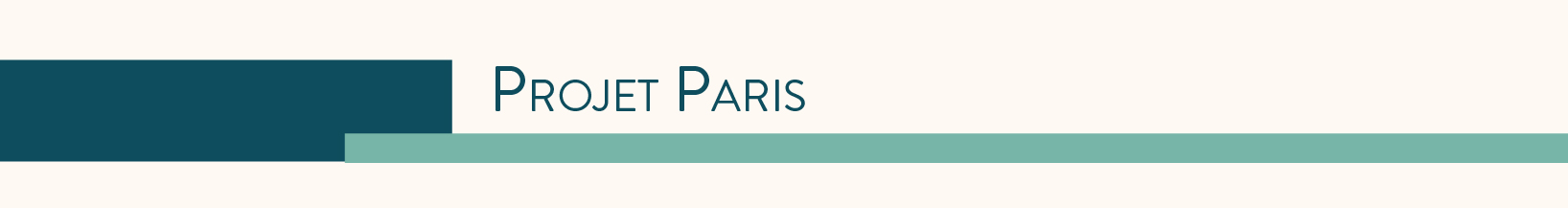 Projet-Paris