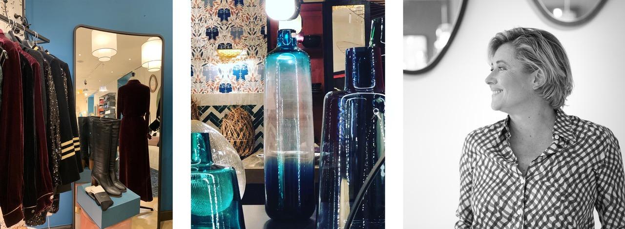 L'Âne Bleu, une sélection d'objets de décorationet de design à Marseille. Un lieu où artisans d'art rencontrent grandes maisons d'édition.